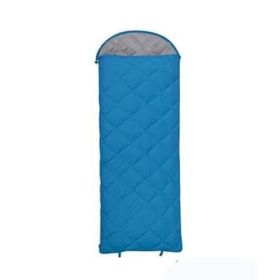 Équipement De Plein Air Camping Camping Voyage Froid Et Chaud Léger Enveloppe Les Sacs De Couchage. Multicolore