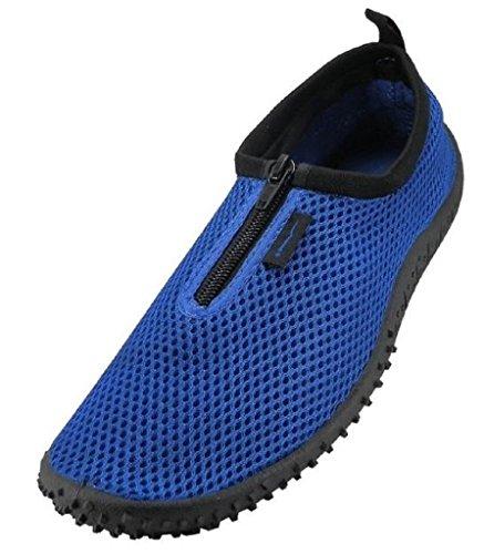 The Wave - Mens Aqua Shoe (9, Blue)