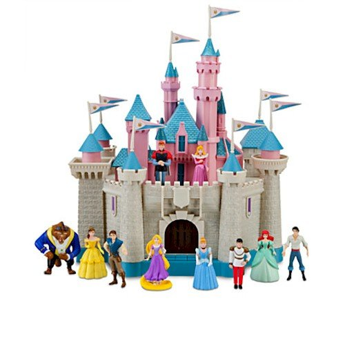Sleeping Beauty Castle (Disney Sleeping Beauty Castle Play Set)