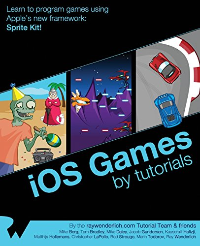 iOS Games by Tutorials by Razeware LLC