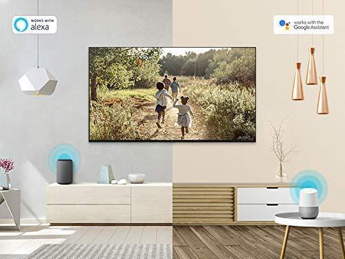 "SAMSUNG QN43Q60RA 43"" (3840 X 2160) Smart 4K Ultra High Definition QLED TV - (Renewed)"
