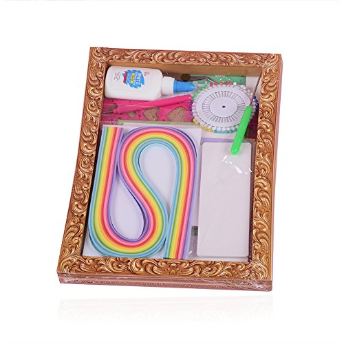 Paper Quilling Kits, MerryNine All-in-One Quilling Kits for ...