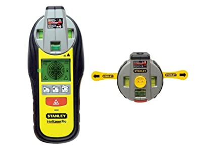 STANLEY 0-77-500 detector de clavos/láser de nivel de línea