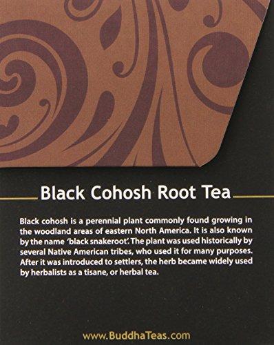Buddha Teas Black Cohosh Root Tea, 18 Count (Pack of 6) by Buddha Teas (Image #3)