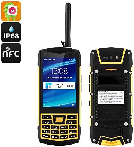 Smartphone Robusto Touch y Teclado – Android 6.0 – IP68 – 2 GB RAM ...