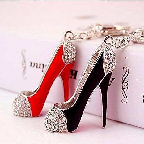 Amazon.com: Fashion Lady de alta zapato de tacón mujer de ...
