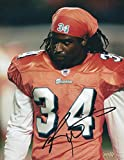 Autographed Ricky Williams 8x10 Miami Dolphins Photo
