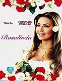 Rosalinda [NTSC/Region 1&4 dvd. Import - Latin America] Thalía, Fernando Carrillo - No English options.