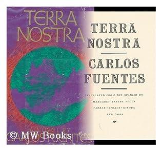 book cover of Terra Nostra