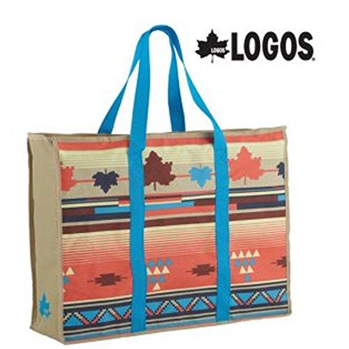 Logos Navajo Multipurpose Storage Bag M Size / Auto Camping Bag / (Logo Wash Bag)