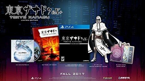 Tokyo Xanadu eX+ Limited Edition - PlayStation 4