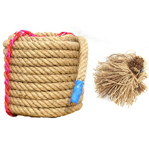 BAI-Fine Tug of War Rope Game Special Rope Adult/Child Tug-of-war Combat Fitness Rope Linen Rope Does Not Hurt The Hand (Color : F) by BAI-Fine (Image #4)