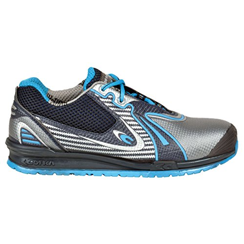 Cofra 78680-002.W39 Goleada S3 Chaussures de sécurité ESD SRC Taille 39 Noir
