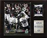 NCAA Football Adrian Peterson Oklahoma Sooners Player Plaque