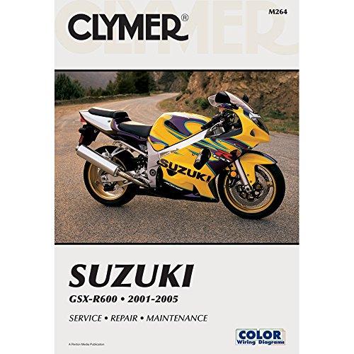 2001 Gsxr 600 - 6