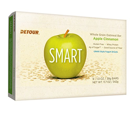 Detour Smart Nutrition Bars