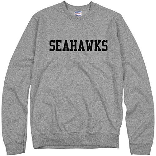 - FUNNYSHIRTS.ORG Cozy Seahawks School Spirit: Unisex Ultimate Crewneck Sweatshirt