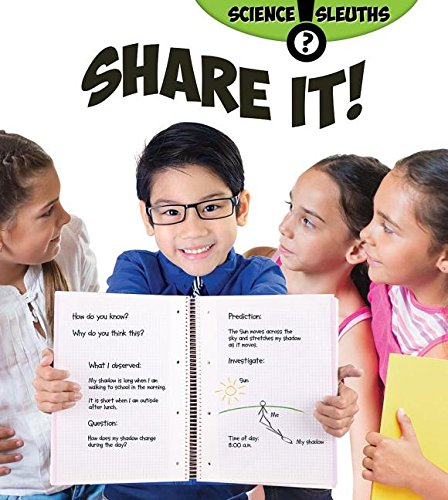 Download Share It! (Science Sleuths) pdf