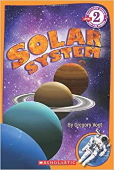 Book Scholastic Reader Level 2: Solar System