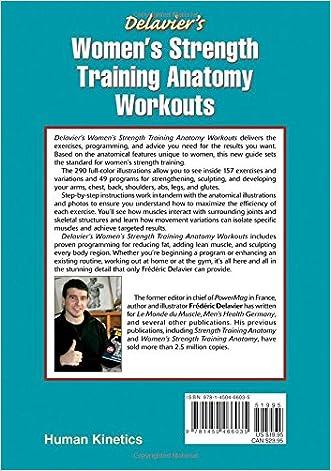 hot sale 2017 Delavier\'s Women\'s Strength Training Anatomy Workouts ...