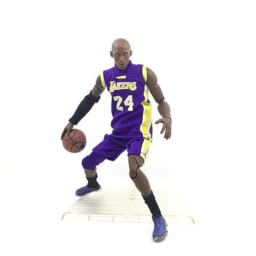 Anime Personaje-DUDDP Modelo de Juguete NBA Estrella de Baloncesto ...