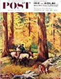img - for The Saturday Evening Post October 20, 1956 - True First - The Guns of Navarone (Fifth of Eight Parts) and the Case of the Lucky Looser (Conclusion) (Vol 227 No 16) book / textbook / text book