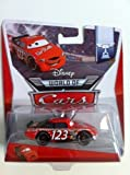DISNEY CARS NO STALL 123 PISTON CUP by MATTEL