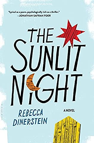 book cover of The Sunlit Night