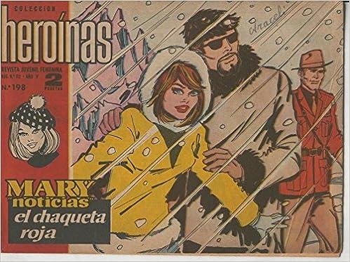 Mary Noticias numero 198: El chaqueta roja: Roy Mark-Carmen ...