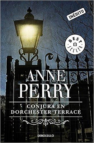Book Conjura En Dorchester Terrace by Anne Perry (2015-03-13)
