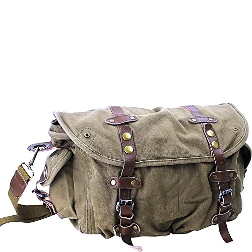 vagabond-traveler-large-casual-17-messenger-shoulder-bag-military-green