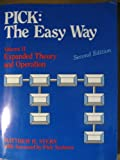 Pick : The Easy Way: Expanded Theory and Operation, Stern, Matthew H., 0936477024