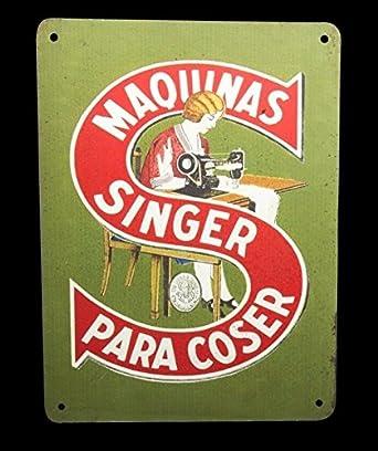 Global Art World M Quina De Coser Se Ora Girl Sew 1900 Paris Advertising Sign Board