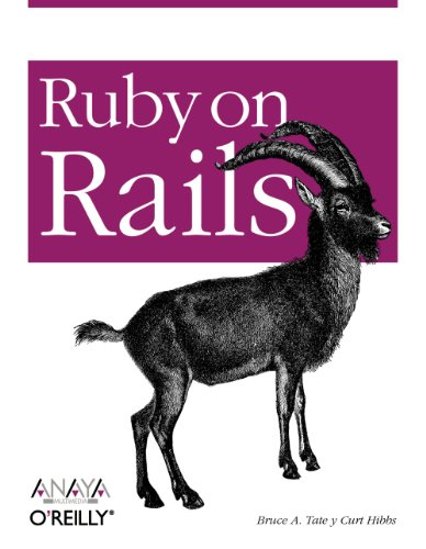 Ruby on Rails (Spanish Edition) by Anaya Multimedia-Anaya Interactiva