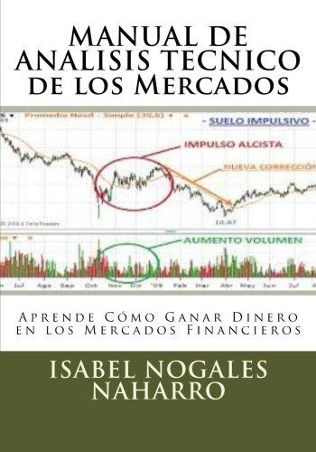 MANUAL DE ANALISIS TECNICO de los Mercados: Aprende Cómo Ganar Dinero en los Mercados Financieros (Spanish Edition)
