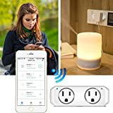 WiFi Smart Plug socket for use with Alexa