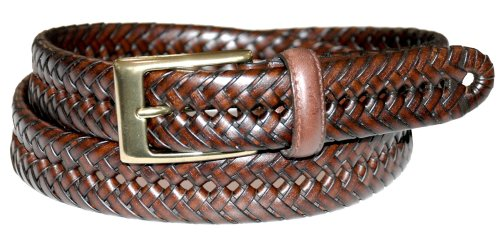 Dockers Mens Glazed Braided Belt product image