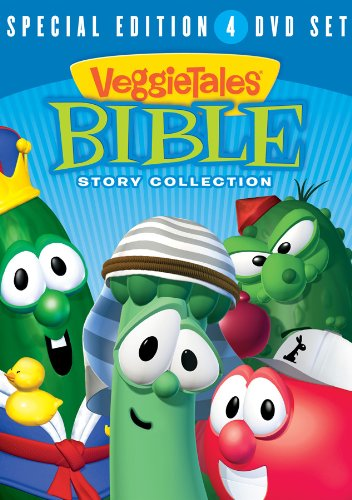 VeggieTales: Bible Story Collection (Veggietales Dvd Set Collection)