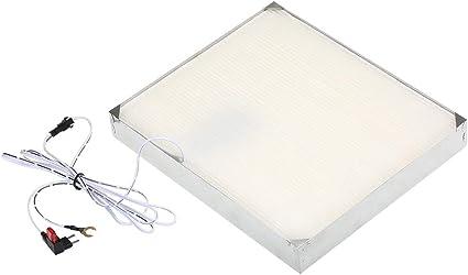 KKmoon - Filtro de Aire Acondicionado para Coche, purificador de ...