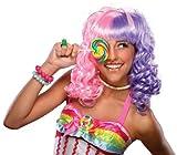 Lollipop Wig - Pink Purple