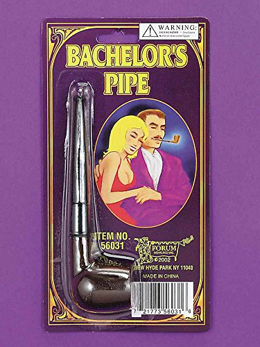 Hugh Hefner Halloween Costumes (Forum Novelties Bachelor's Pipe)