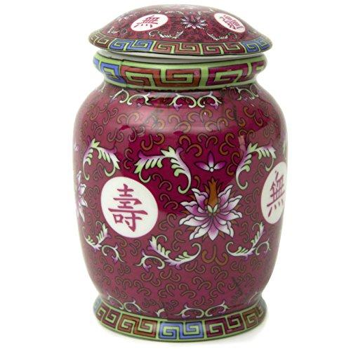 Classic Urn Lamp (Oriental Furniture 6