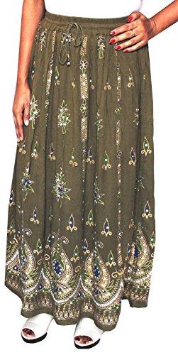 unique Jupe MapleClothing taille Vert Femme 5 0Bnx7p