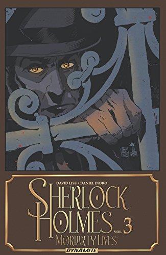 Sherlock Holmes Vol. 3: Moriarty Lives (Sherlock Holmes: Moriarty Lives)