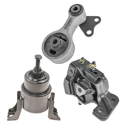 Engine & Transmission Mount Kit Set of 3 for 03-05 Mazda 6 3.0L