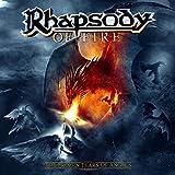 Frozen Tears of Angels by Rhapsody of Fire (2015-10-07)