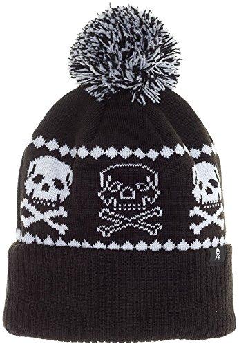 Sourpuss-Skulls-Knit-Hat