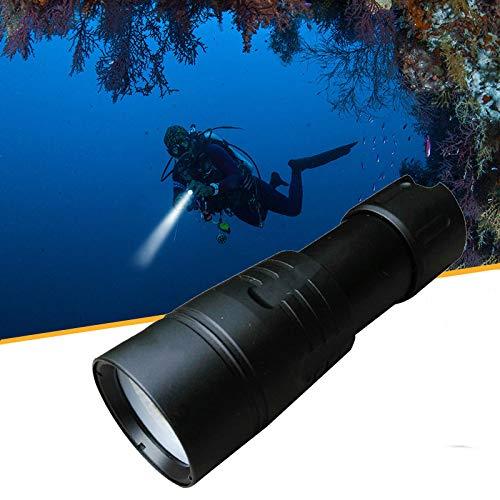 【予約受付中】 ダイビングトーチ、水中写真フィルライト、ズームレンズ引き込み式ライト B07QSPVYF7、防水IPX8、ダイビング水中60M B07QSPVYF7, Little Brownies:36a6c9c1 --- efichas.com.br