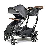 Cheap Austlen Baby Co. Entourage Stroller in Black (Also Available in Navy)