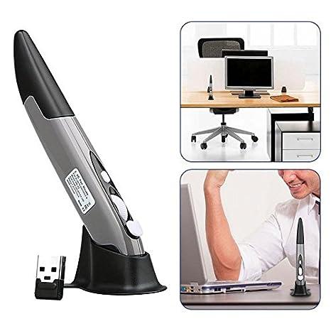 Obosani Enseñanza del Dibujo del Ordenador Portátil de la PC de la Tableta del Cojín de Ratón de la Pluma del USB 2.4GHz óptico inalámbrico Caliente: ...